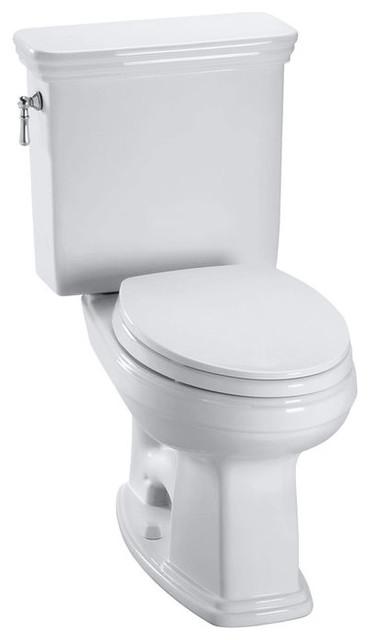 Piece Promenade Toilet With Round Bowl