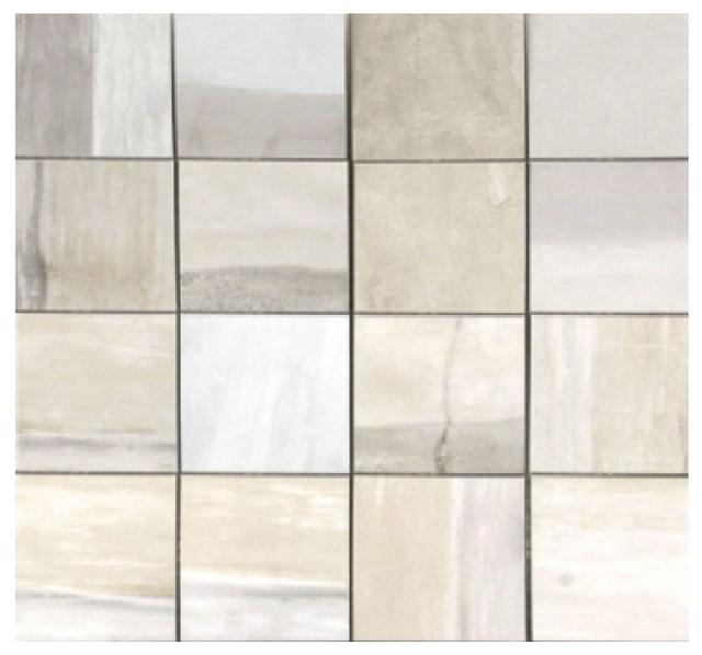 Where To Buy Fur Rug In Lagos: Waterfall Series Porcelain Mosaic 3X3 On 12X12 Sheet