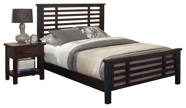creek bed and nightstand set queen craftsman bedroom furniture sets