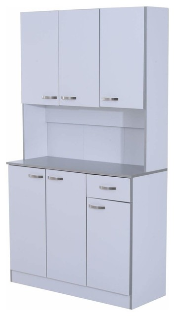 storage cabinet particle board with 6 door and 1 drawer modern rh houzz co uk