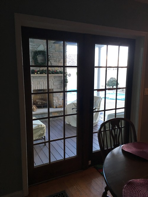 does anyone make a screen door for double french doors