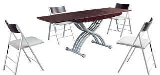 ESF 2110 Table With Chairs Dining Table Set