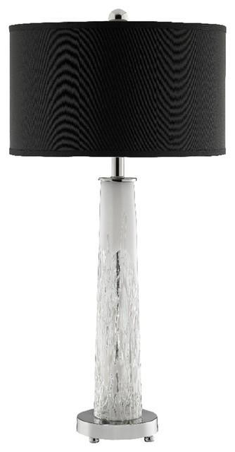 Elsa Glass Table Lamp.