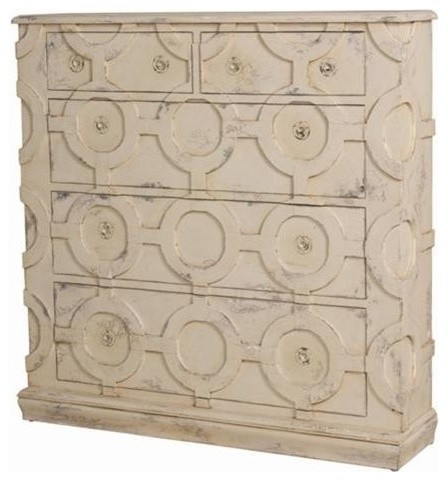 Guildmaster - Carved Tall Wall Chest by Guildmaster & Reviews | Houzz