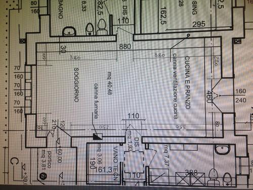 Casa nuova ho bisogno di aiuto per soggiorno cucina unico for Aiuto per arredare casa