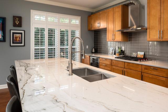 Kitchen with Modern update