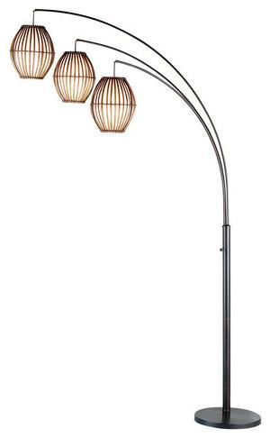 Avi Arc Floor Lamp.