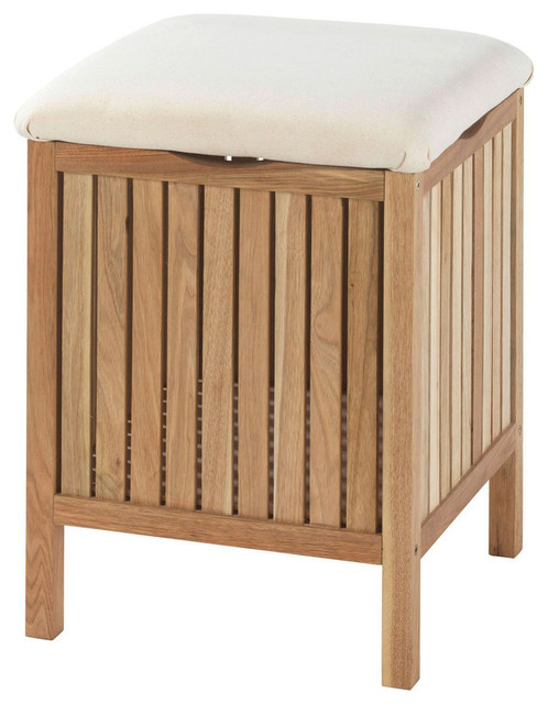 Norway Bathroom Stool - Transitional - Shower Benches & Seats - by Wenko