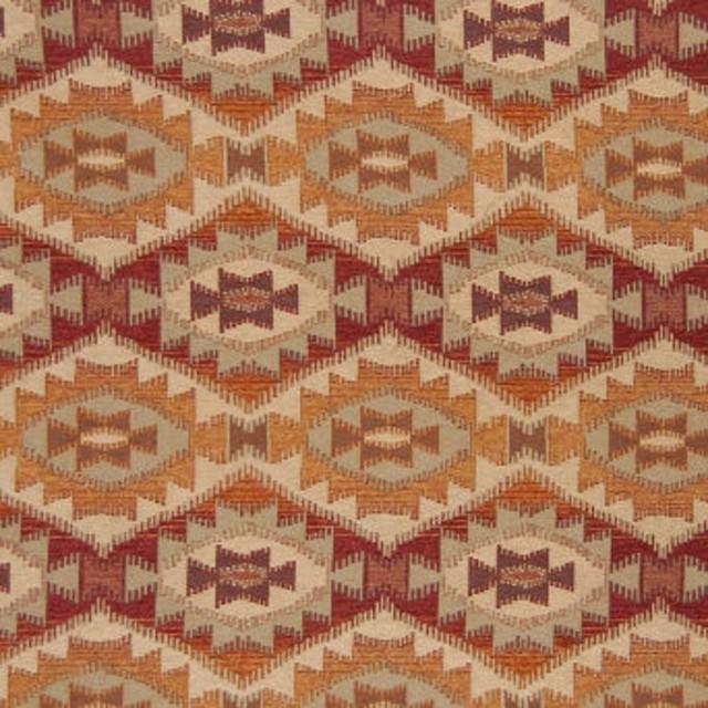 Home Decor GH Southwest Sunset Decorator Fabrics