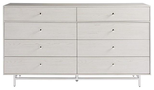 Universal Paradox 827040 Paradox Dresser, Ivory