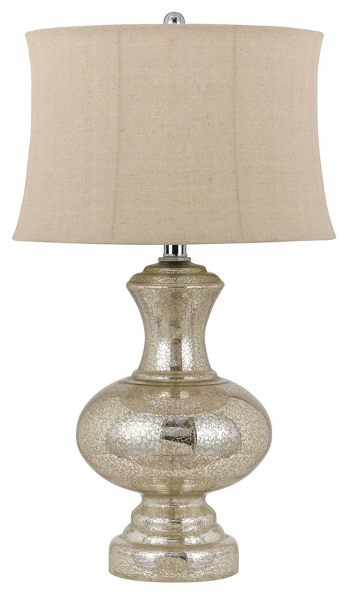 Merveilleux Weight Of This Lamp? Is The Crackle Look A Mix Of Silver And Gold???