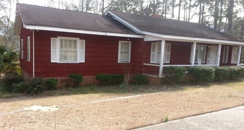 need help w ranch home exterior