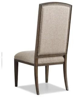 Hooker Furniture Rhapsody Insignia Chair, Set of 2, Side