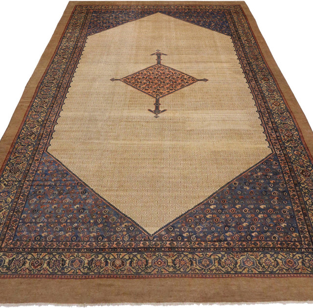 Consigned Antique Persian Malayer