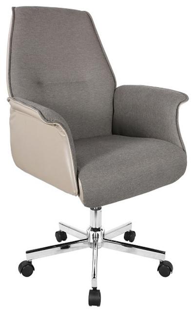 Pleasant Retro Slim Office Chair Pabps2019 Chair Design Images Pabps2019Com