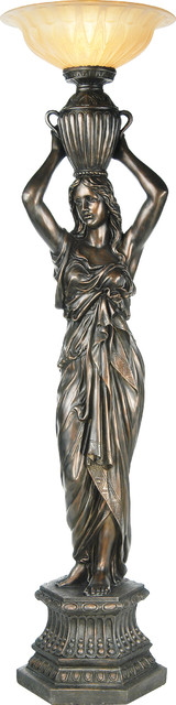 Tor-Young Maiden, Bronze-Florida.