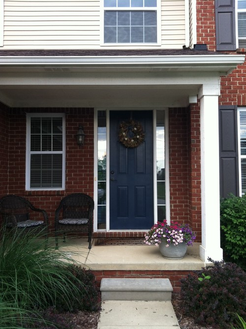 What Color To Paint Front Door
