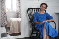 В гостях Дачный домик 57 кв.м, полный жизни и цвета (22 photos)