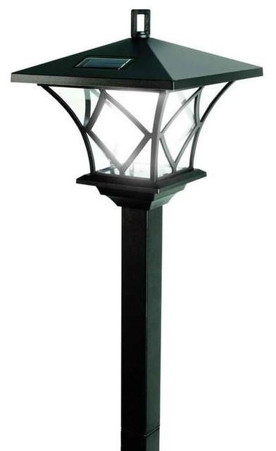 Solar Led Lamp Post.