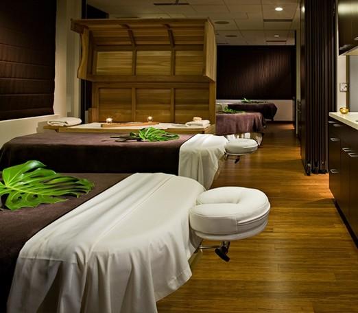 Spa Bedroom Decor: Vida Wellness Spa