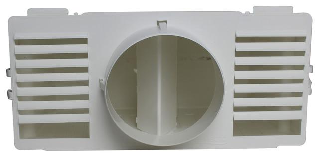 4 Piece Vent Bucket Installation Accessory Set.