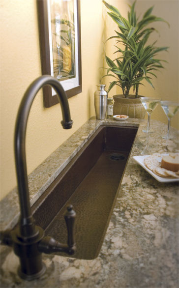 Trough Sinks    Good Or Bad Idea?