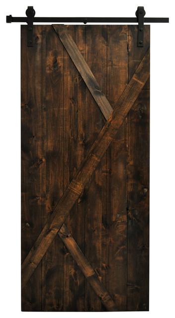 Barn door wood mod y 48 x96 with hardware farmhouse for 48 inch barn door