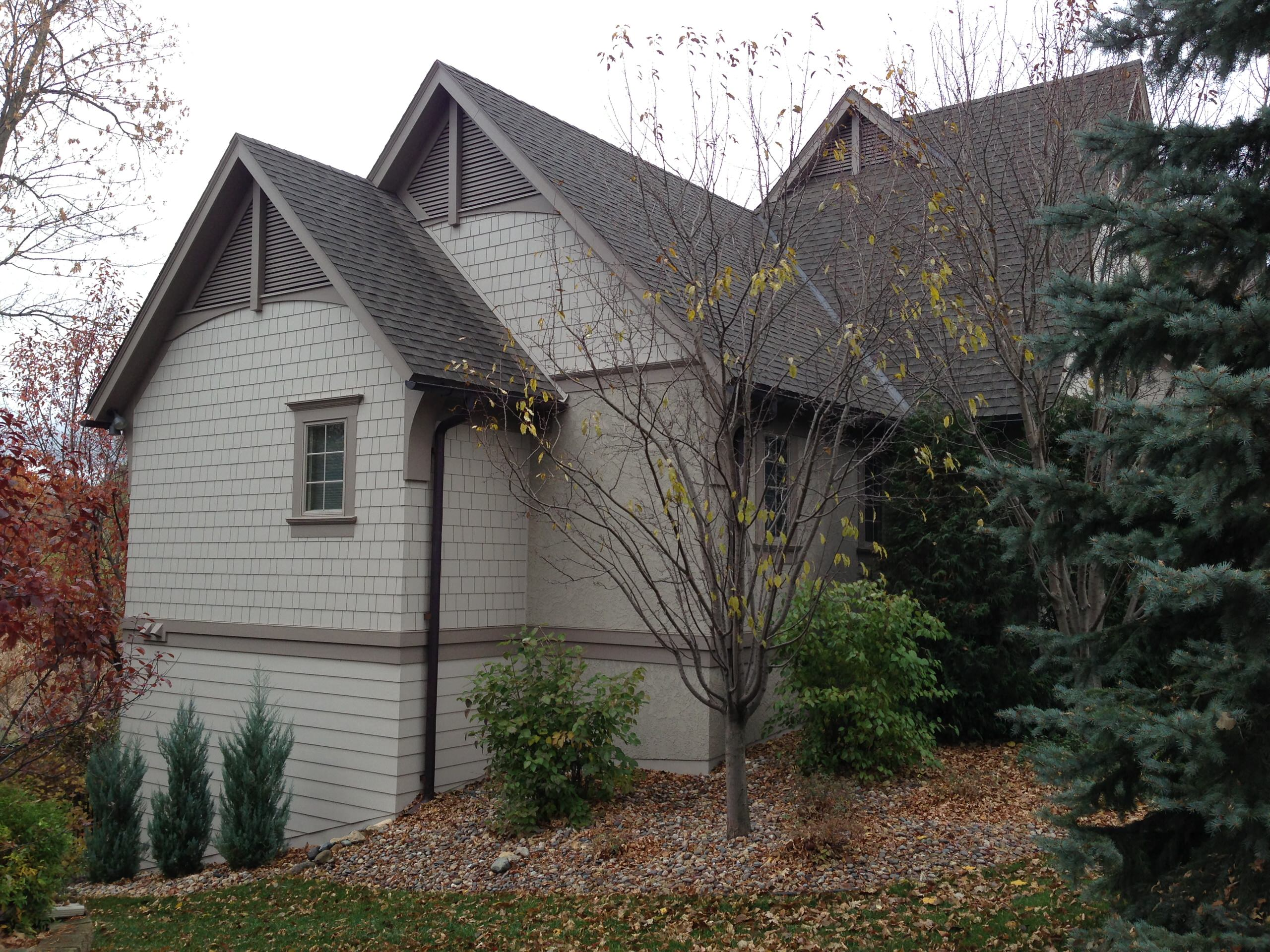 White Bear Lake - Stucco Replacement AFTER