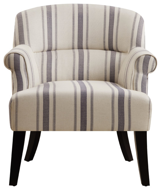 Right 2 Home Cambrige Seaside Upholstered Arm Chair