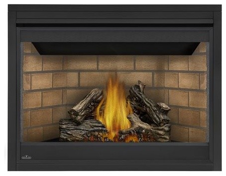 Napoleon B46ntr Ascent Series Builder Clean Face Dv Gas Fireplace.