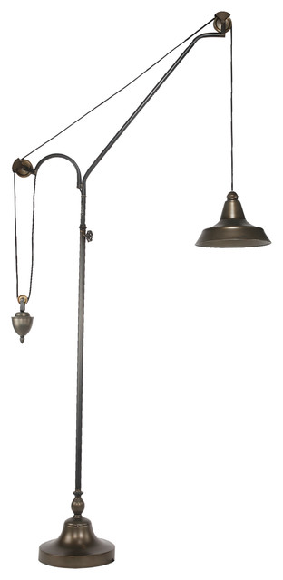 Counterbalance Floor Lamp.