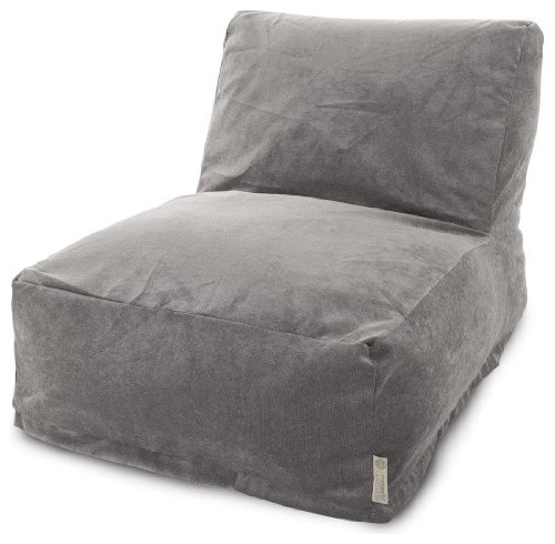 Villa Vintage Bean Bag Chair Lounger Modern Bean Bag