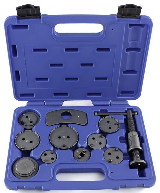 Capri Tools Disc Brake Caliper Auto Brake Caliper Wind Back Tool Kit.