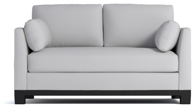 avalon apartment size sleeper sofa contemporary