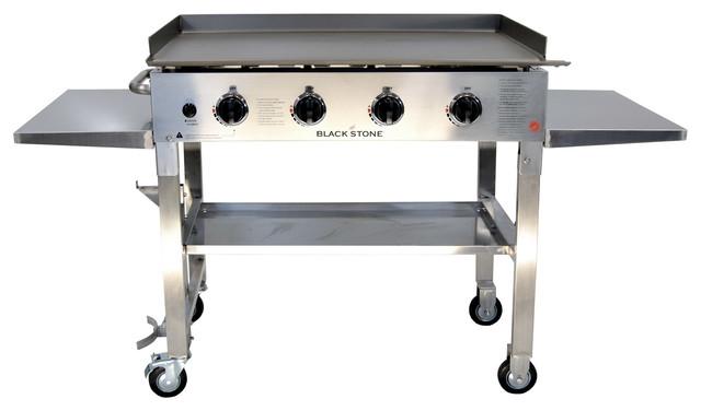 "Jones Cooking Griddle Cart, 36""."