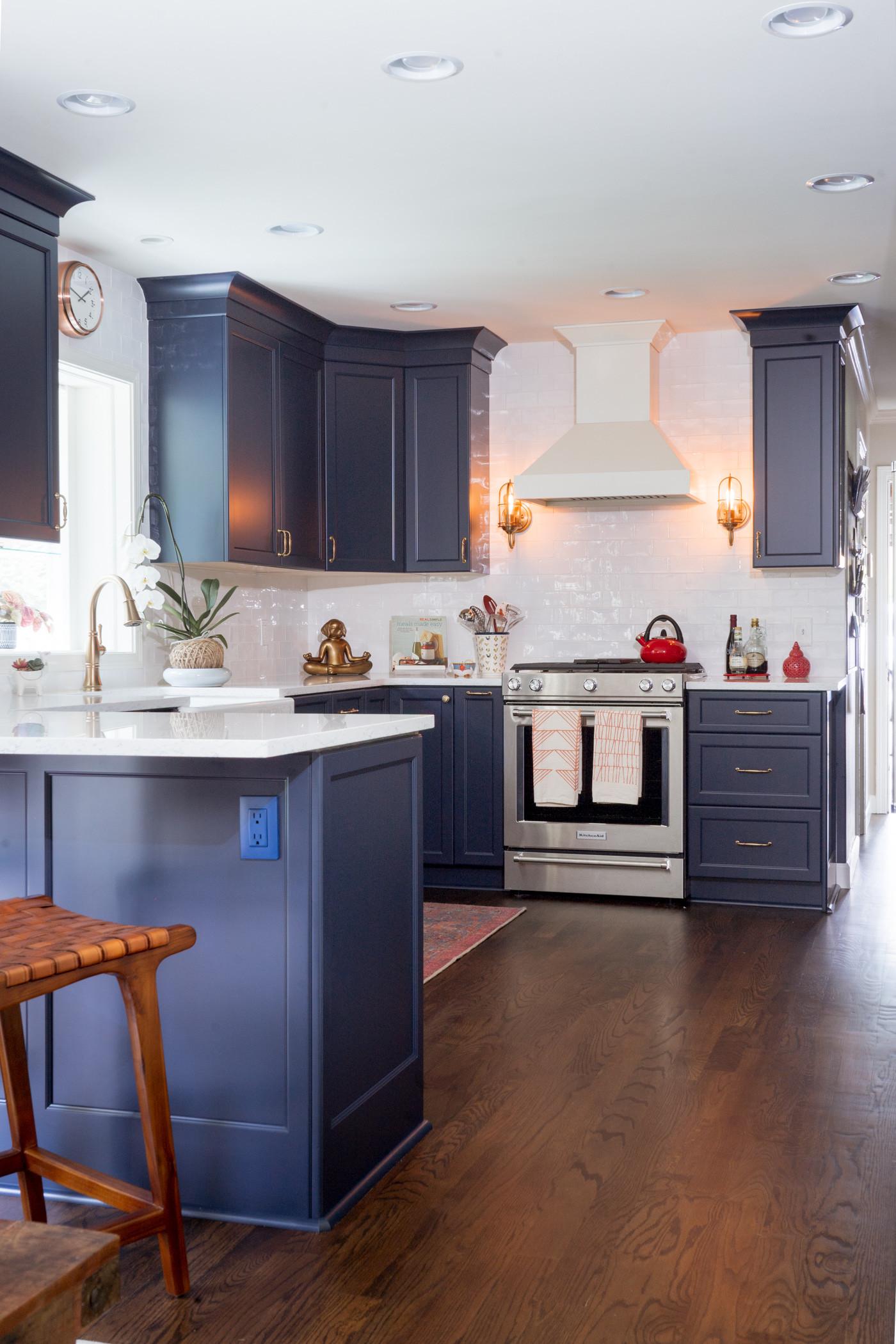 Atlanta BLUE kitchen