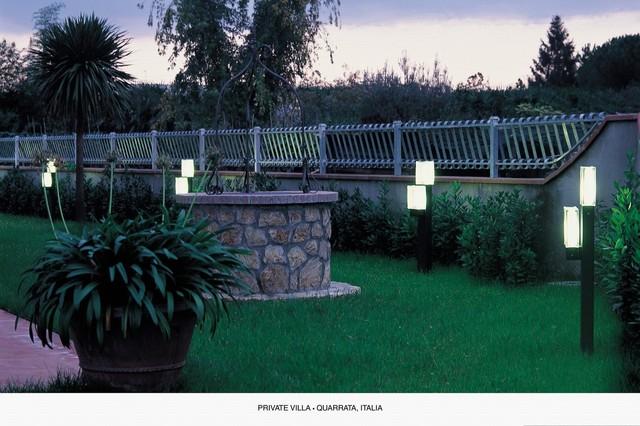 Brick luminaires d ext rieur moderne luminaire for Luminaire exterieur moderne