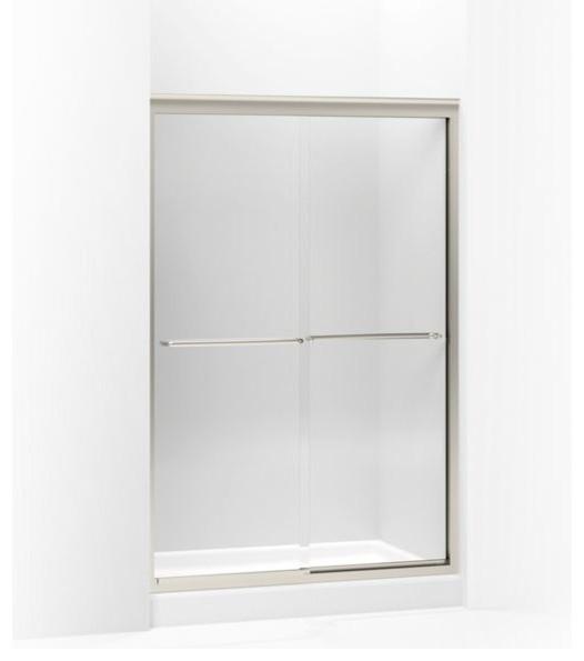 Kohler Fluence Sliding Shower Door, 70-5/16 H X 44-5/8 - 47-5/8 W by Kohler
