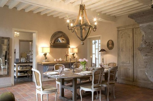 Mixing Styles With Country French Antiques