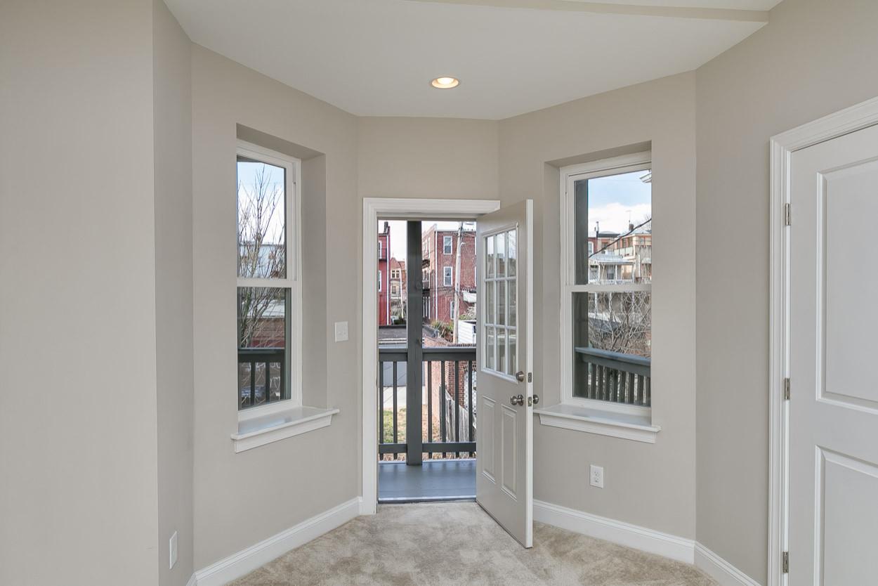 Charles Village Row Home - Deisgn Build