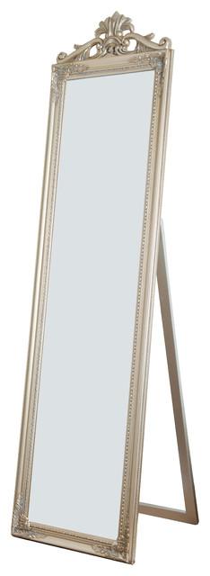 Olsen Free Standing Mirror Champagne