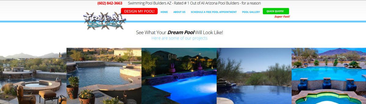 Bd pools and spas phoenix az us 85032 for Home design 85032