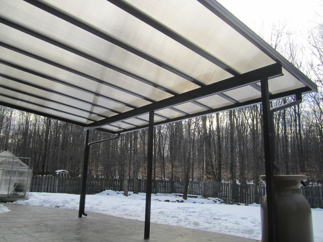 Cleveland Traditional Patio By Bright Covers. Polycarbonate