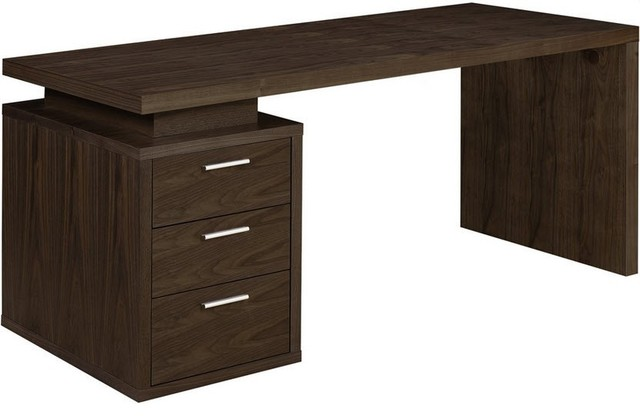 Nuevoliving Benjamin Office Desk Desks And Hutches Houzz