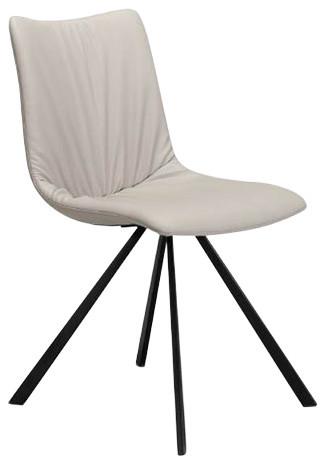3012cc3ecac Faux Leather Side Chair