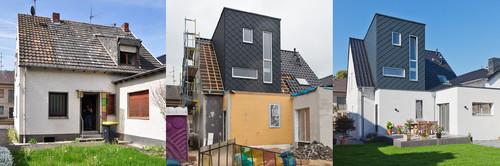 60er jahre einfamilienhaus umbau und energetische sanierung. Black Bedroom Furniture Sets. Home Design Ideas