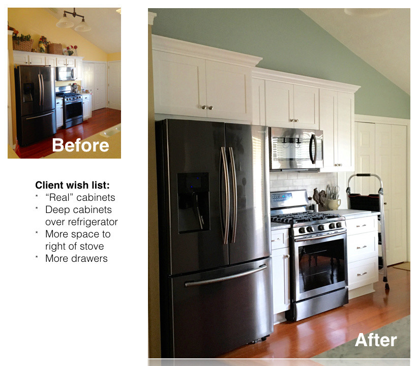 Mullet renovation - kitchen