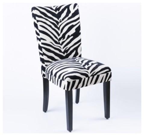 Merveilleux Zebra Chair