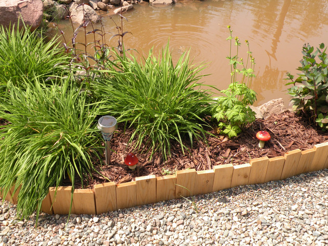 Yard and Garden landscape edging