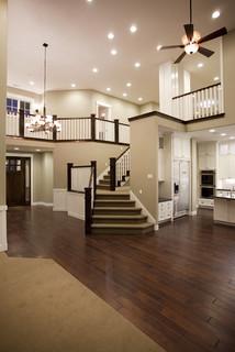 Candlelight Homes - Custom Home - Draper, UT traditional family room